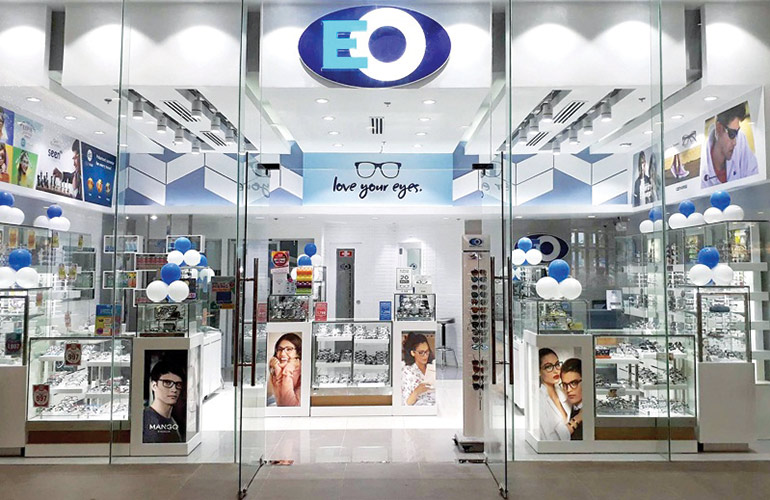 Executive Optical Wins Platinum Award for Trusted Brands 2018