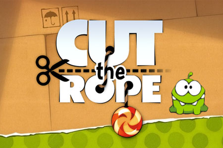Cut the rope online game