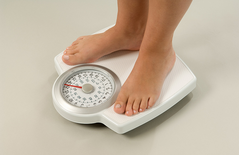 You may lose real weight, too