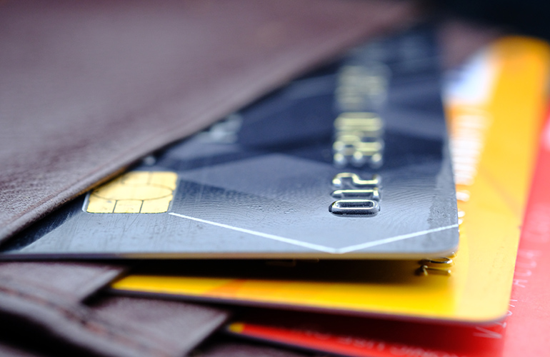 You found an unfamiliar credit card in your spouse's name