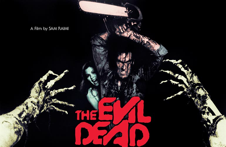 6. The Evil Dead (1981)