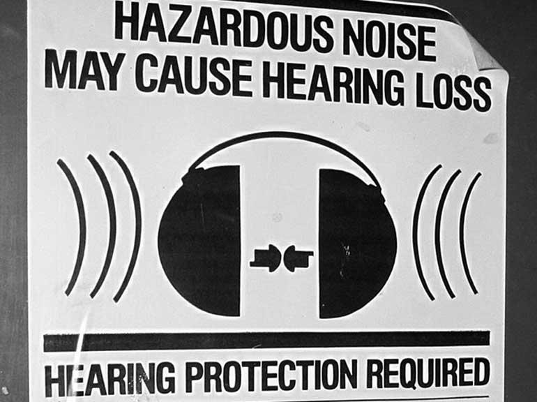 Minor degrees of hearing loss = intense frustration