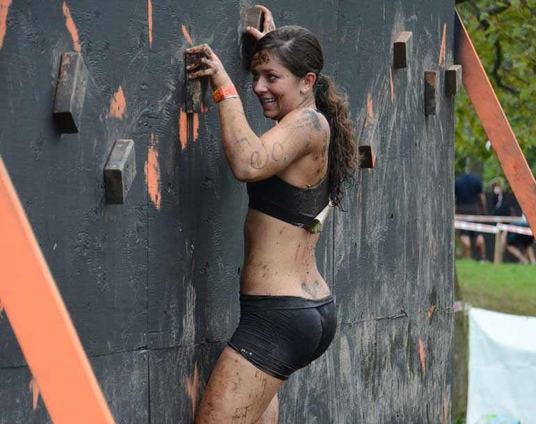6. Obstacle course racing classes