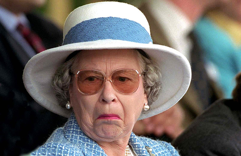 13 words you will never, ever hear the royal family say