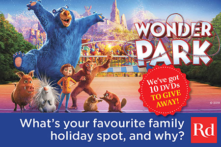 Wonder Park Competition