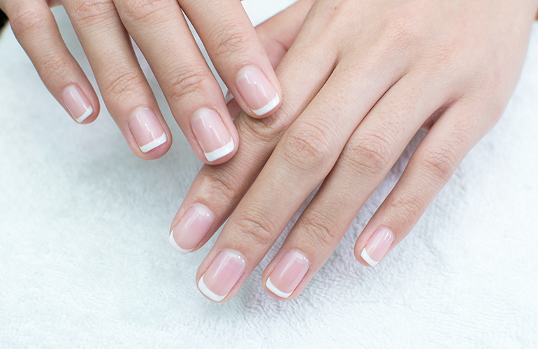 Strengthen your fingernails