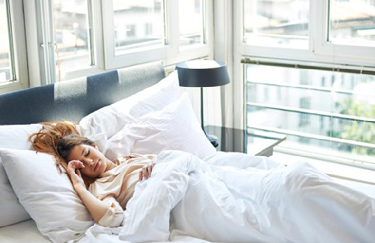 Sleep can be the missing link in weight loss