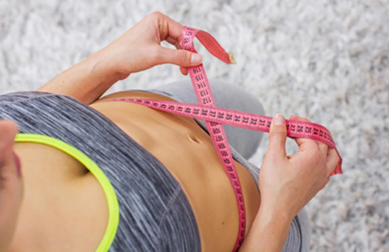 Weight loss is about the future, not the past