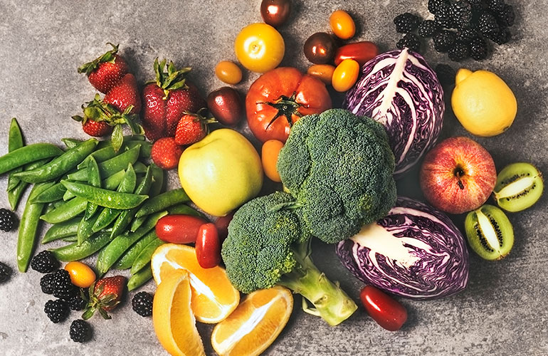 How many veggies do you need to eat, anyway?