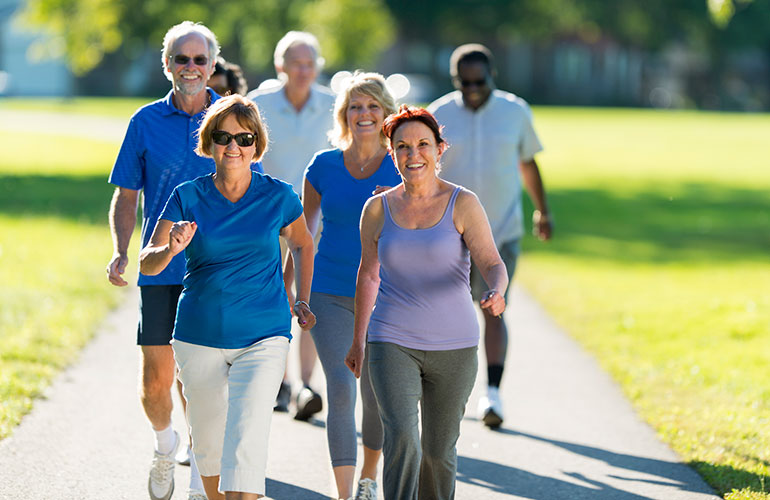 Considering walking 10,000 steps a day?