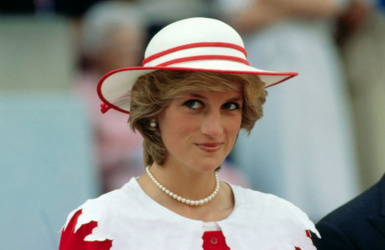 An affinity for Princess Diana still reigns