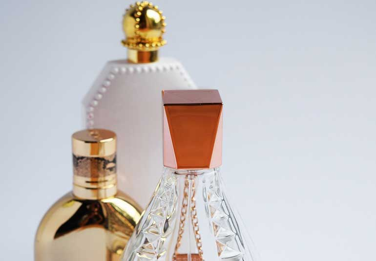 Perfume and beauty products