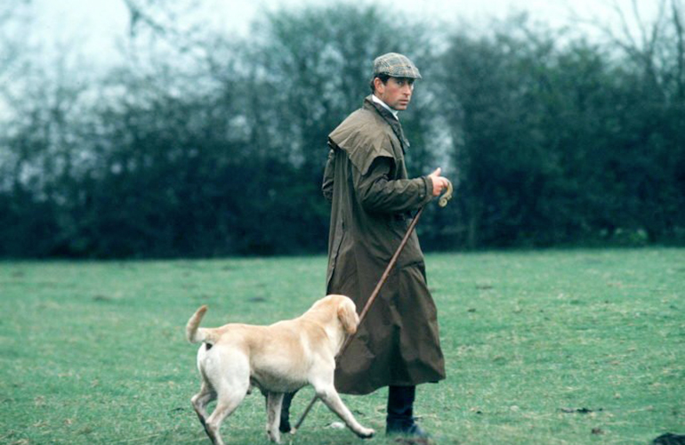 Prince Charles has shown a disregard for animal welfare