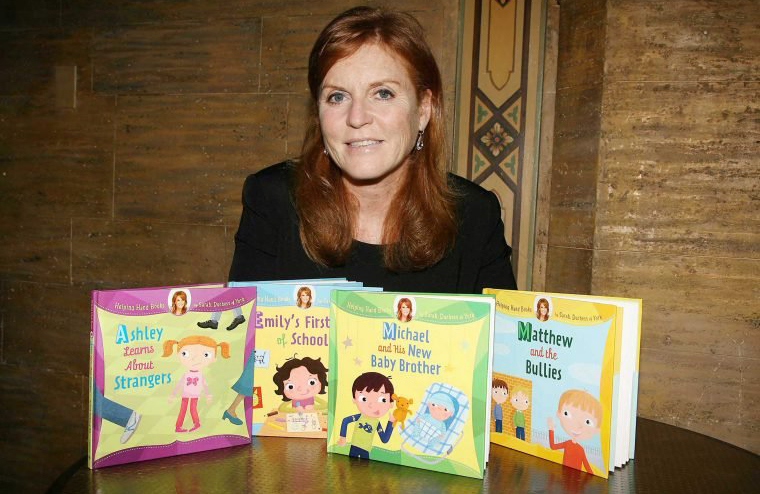 Guess who's a talented children's book author?