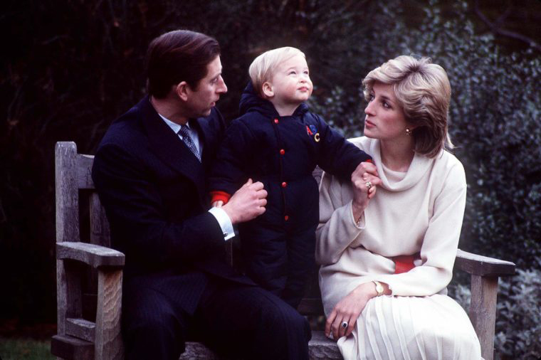 Charles and Diana had a secret daughter