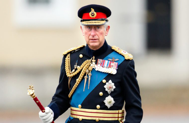 Prince Charles will never be King