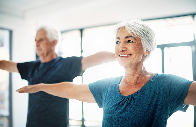Bottom line: Possibly living longer is just another exercise benefit