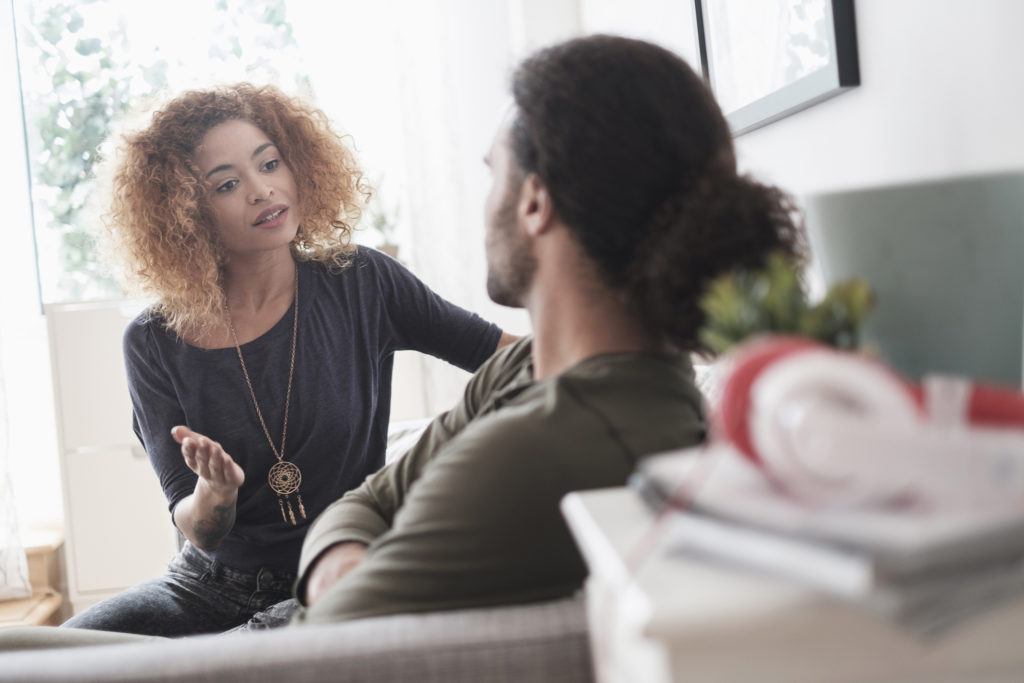 Myth: Talk things out until you agree with each other