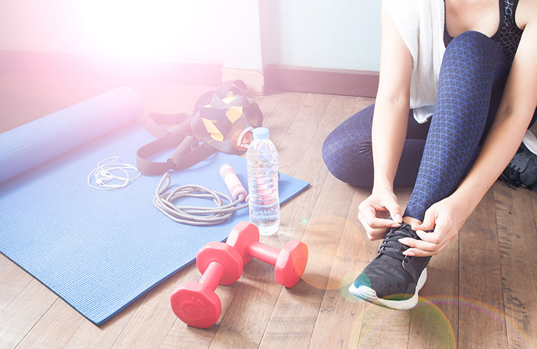 Myth: High-intensity interval training is dangerous
