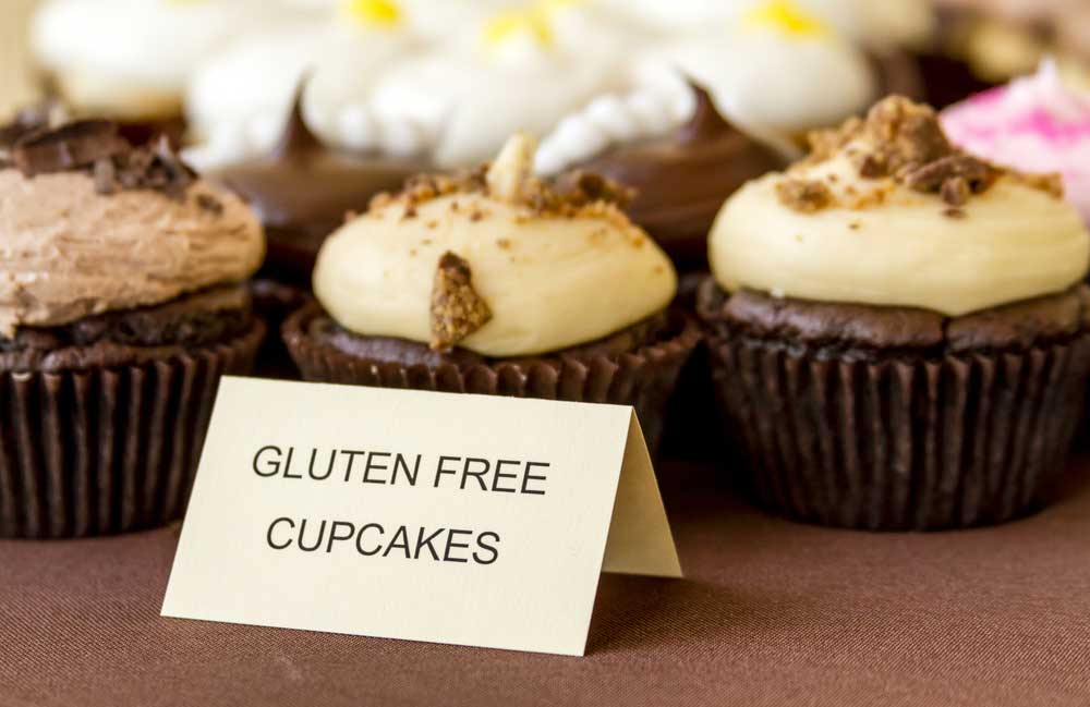 You assume gluten-free is healthier