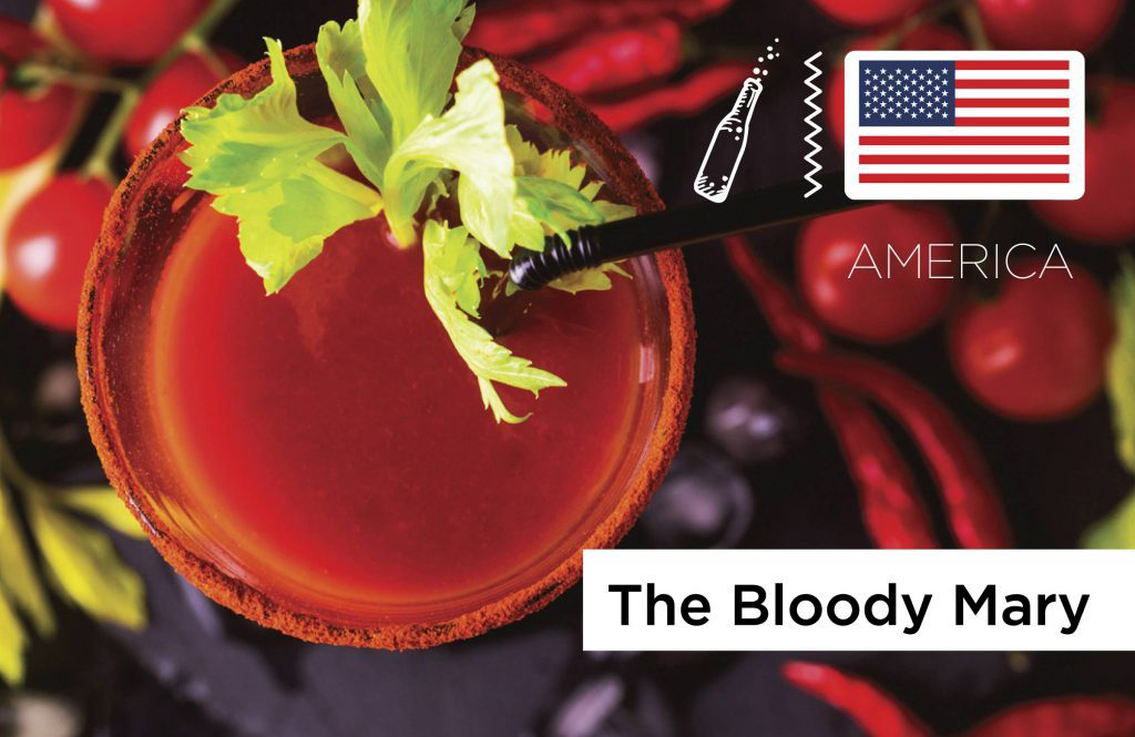 America: The Bloody Mary