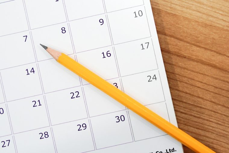 Find the right medication schedule